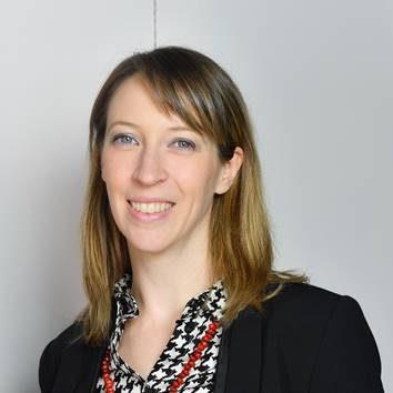 Ilaria Besozzi Projektleiterin