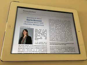Check out Ilaria Besozzi's interview on the latest SAFE newsletter